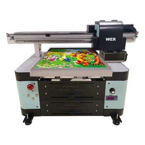Хорошая цена a2 планшетный небольшой уф-принтер с печатающей головкой epson