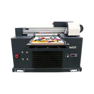 мини a3 планшетный уф-принтер для epson 1390 головка принтера 6 цветов