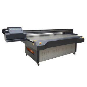 ультрафиолетовый планшетный струйный принтер WER-ET2513UV высокая скорость печати