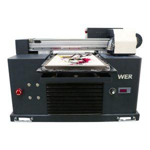 печатная машина футболки принтера хлопковой ткани a4 dtg планшетная