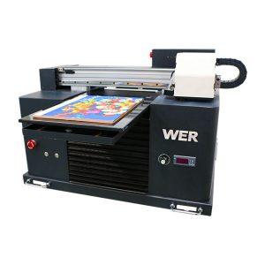 заводская цена ультрафиолетовый принтер / новый режим ультрафиолетовый планшетный принтер
