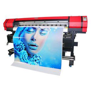 высокая точность широкоформатный струйный принтер с двойной печатающей головкой dx7 отличная цена