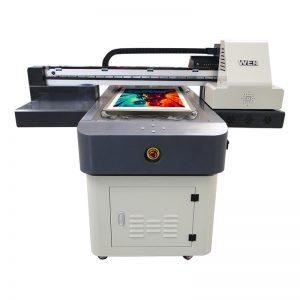 Фабрика прямой цены стеклянный принтер foto flex баннер печатная машина ED6090T
