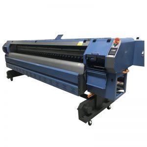 высокоскоростной принтер растворителя 3.2m, цифровая печатная машина знамени гибкого трубопровода K3204I